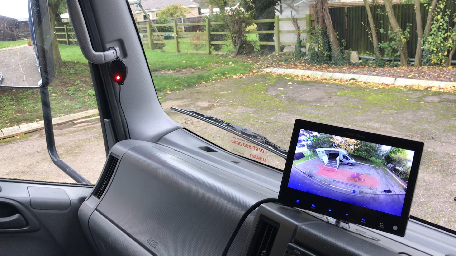 """Cycle Safe """"Smart Camera"""" System"""